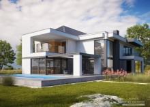 Проект дома LK&1434