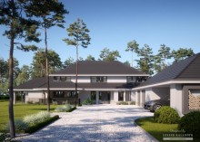 Проект дома LK&1435