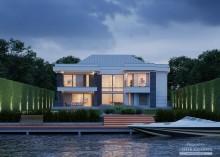 Проект дома LK&1436