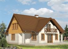 Проект дома LK&3