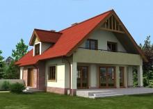 Проект дома LK&5