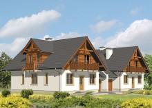 Проект дома LK&6