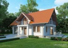 Проект дома LK&9