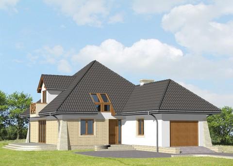 Проект дома LK&20