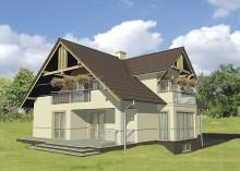 Проект дома LK&21
