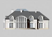 Проект дома LK&28