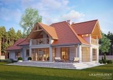 Проект дома LK&41