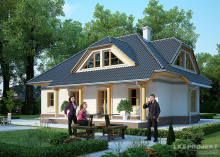 Проект дома LK&47