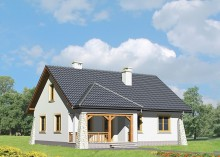 Проект дома LK&48