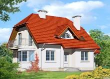Проект дома LK&51