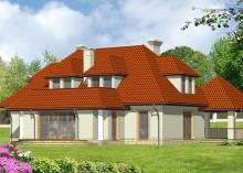 Проект дома LK&54