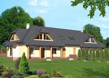 Проект дома LK&56