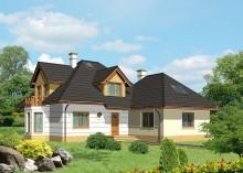 Проект дома LK&61