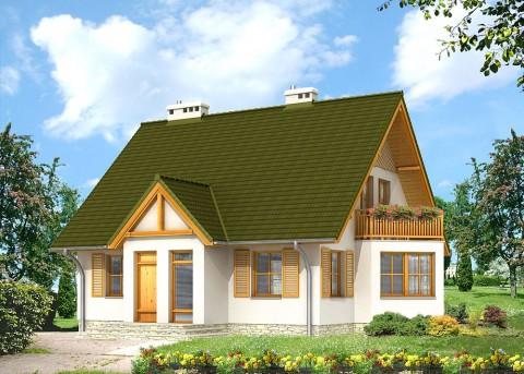 Проект дома LK&63