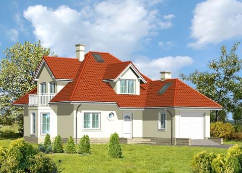 Проект дома LK&67
