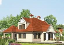 Проект дома LK&87