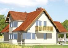 Проект дома LK&94