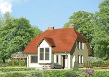Проект дома LK&101