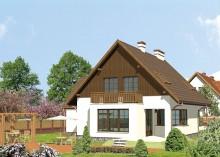 Проект дома LK&110