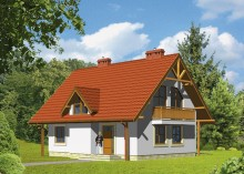 Проект дома LK&115