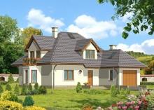 Проект дома LK&117