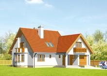 Проект дома LK&126