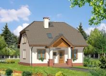 Проект дома LK&127