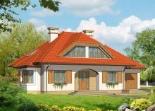 Проект дома LK&128