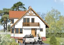Проект дома LK&131