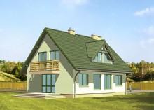 Проект дома LK&135