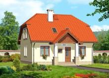 Проект дома LK&136