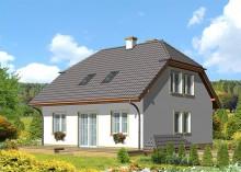 Проект дома LK&138