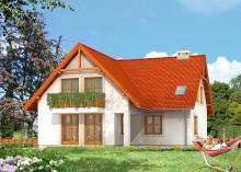 Проект дома LK&144