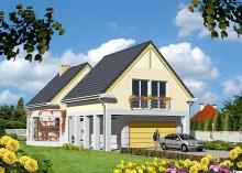 Проект дома LK&145
