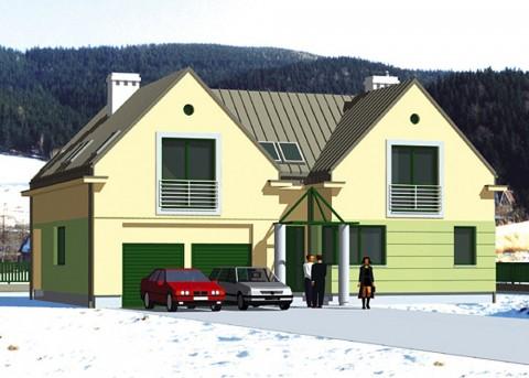 Проект дома LK&146
