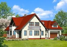 Проект дома LK&150