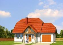 Проект дома LK&190