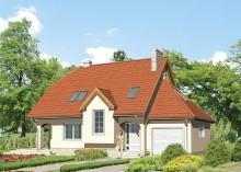 Проект дома LK&193