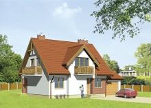 Проект дома LK&202