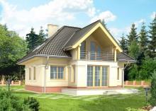Проект дома LK&205