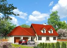 Проект дома LK&212