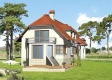 Проект дома LK&217