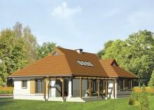Проект дома LK&230
