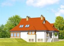 Проект дома LK&231