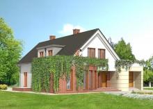 Проект дома LK&232