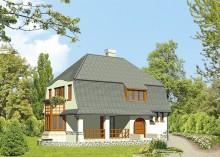Проект дома LK&235