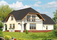 Проект дома LK&244