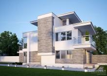 Проект дома LK&246