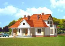 Проект дома LK&248