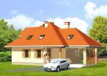 Проект дома LK&252